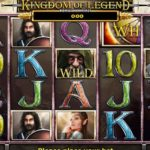 Kingdom of Legend – Casino Buzz Slot Of The Week 4th June 2020