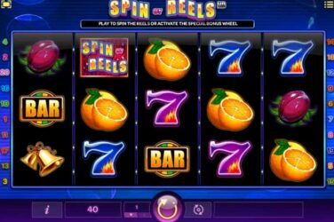 Spin Or Reels HD - High Definition Slot Highlight