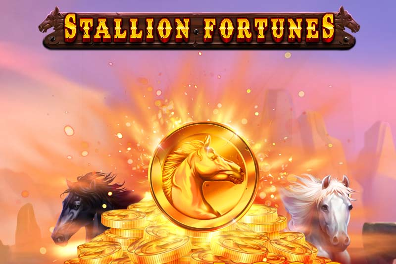 Stallion Fortunes Slot - New Wild West Release From PariPlay