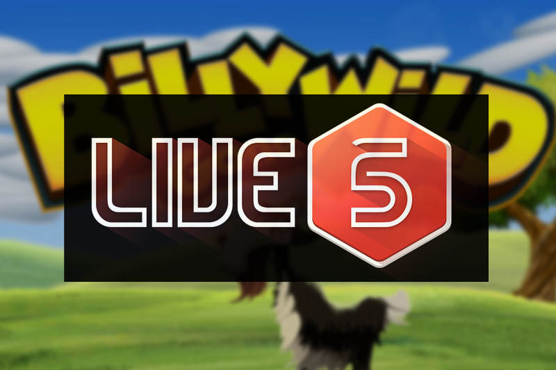 White Hat Gaming Boosts Its Suite Of Slots With Live 5 Deal
