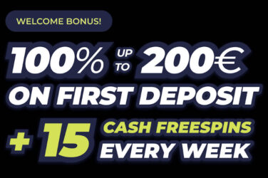 €200 Free First Deposit Casino Bonus At Casinoin