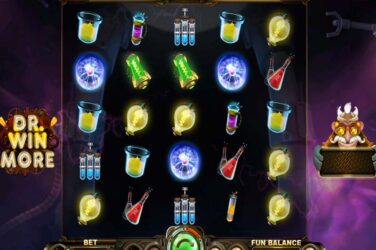 Claim 20 Free Spins On Dr Winmore Slot Today Only
