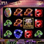 Claim 20 Free Spins On Gemtopia This Weekend With Sloto Cash Casino
