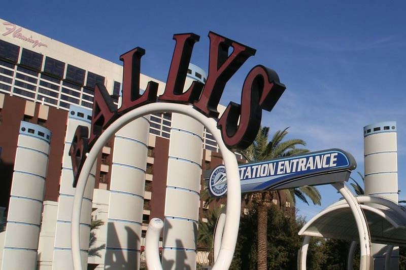 Casino Hotel Bally's Las Vegas Reopens