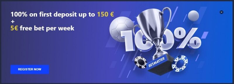 Betmaster Sportsbook Bonuses And Promotions