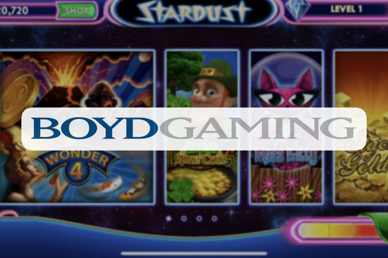 American Casino Operator Boyd Gaming Launches Social Casino App