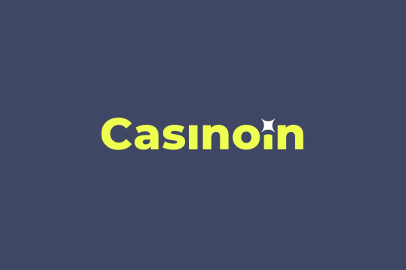 3. Casinoin - 100% first deposit bonus up to €200 + 15 free spins