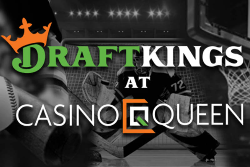 DraftKings Links Up With Casino Queen For Premier Sports Betting Rebrand