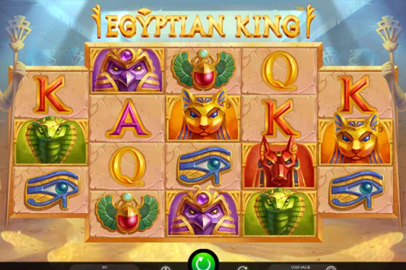 Egyptian King - iSoftBet