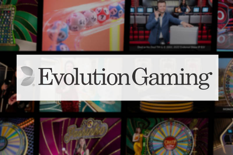 Live Dealer Game Provider Evolution Gaming Partners With Intralot