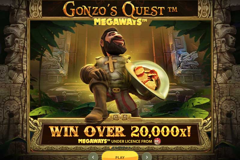 Gonzo's Quest Megaways From Red Tiger Goes Live