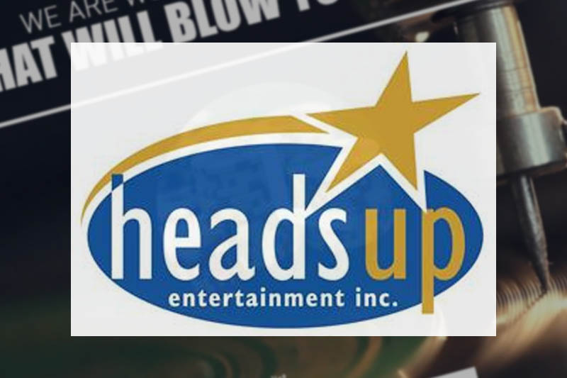 HeadsUp Entertainment Negotiating Million Dollar Online Casino And Sportsbook