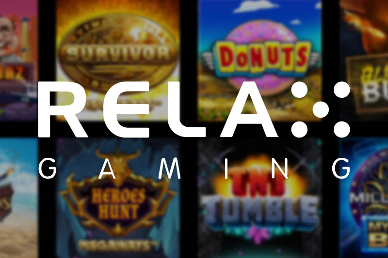 Slotty Vegas Owner Max Entertainment Partners With Slot Supplier Relax Gaming
