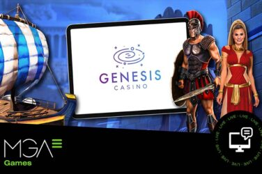 Spanish Online Casino Genesis Casino Collaborates With MGA Games