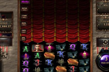 Million Dracula Slot - New Slot Release From Red Rake Gaming
