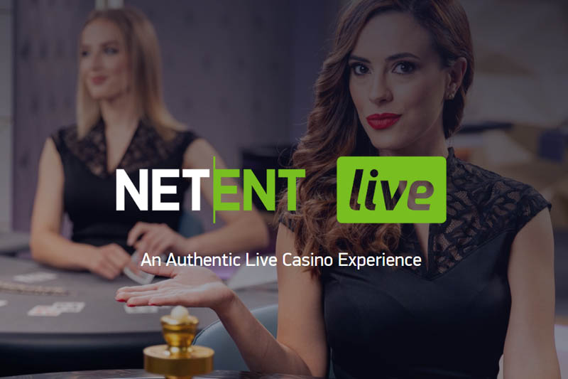 NetEnt Live Casino Games To Launch With 888