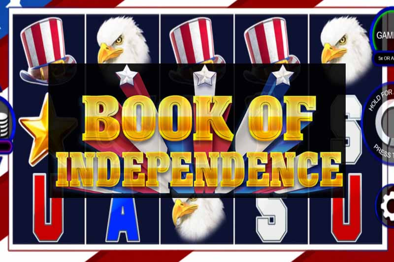 Book Of Independence - Inspired's Latest United States Online Slot