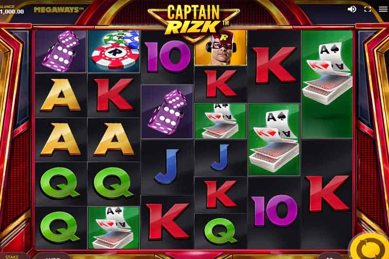 Captain Rizk Megaways - New 117,649 Ways To Win Slot From Red Tiger