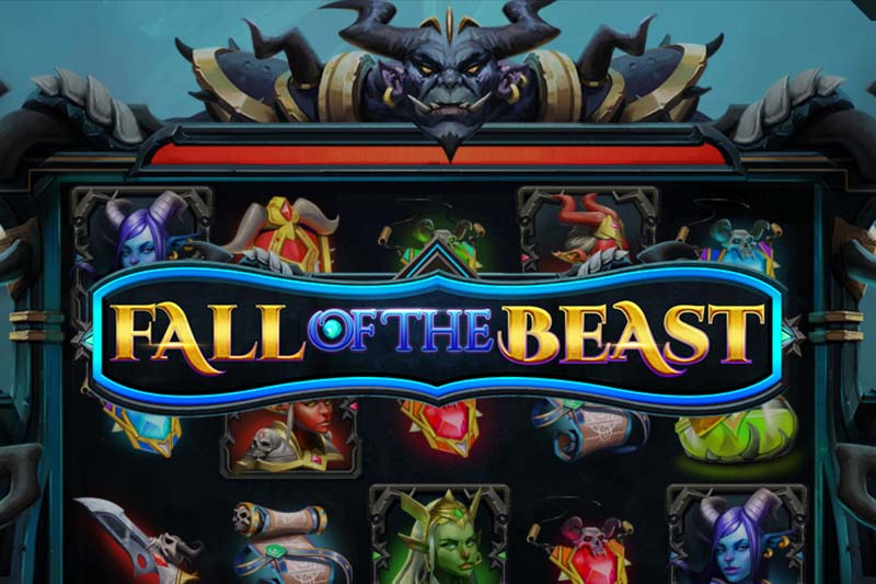 Fall of the Beast Slot - New Game Release From Spinmatic Entertainment