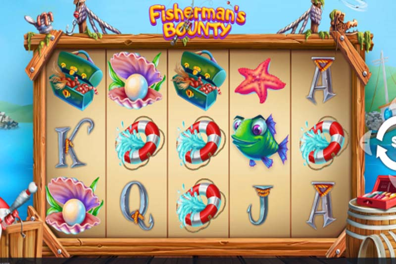 Pariplay's Fishermans Bounty Slot Wide Release Less Than 24 Hours