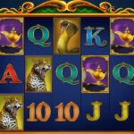 Nolimit City's Mysterious Golden Genie and The Walking Wilds Slot Release