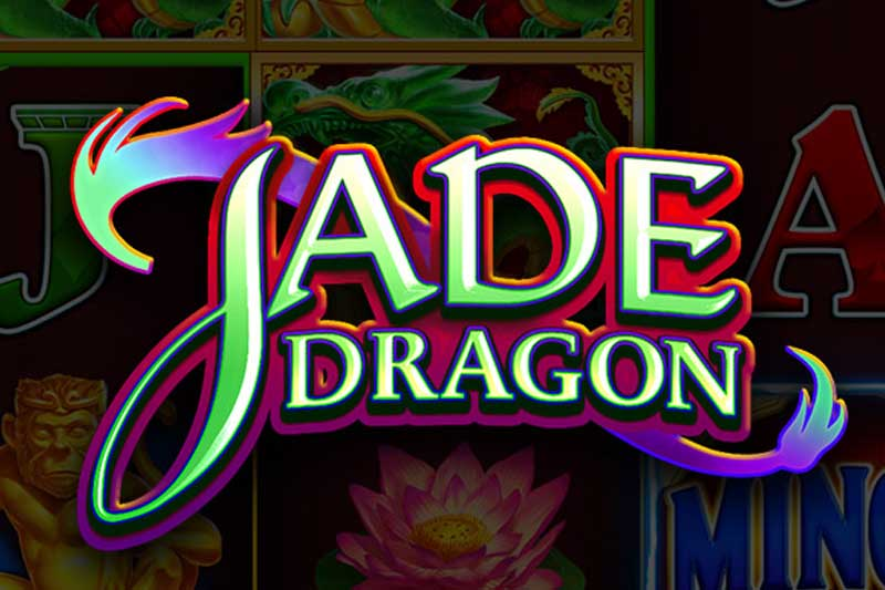 Jade Dragon - New Slot Release From AGS