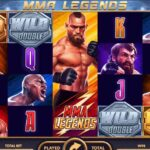 New UFC-Style Fighting Slot MMA Legends Released By NetGame Entertainment
