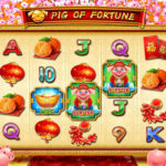 Pig Of Fortune – New Video Slot Release By D-Tech