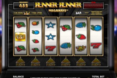 Runner Runner Megaways - New Stakelogic Slot Goes Live