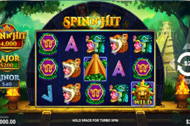 Spin N Hit - Pariplay's Newest 50 Line Slot