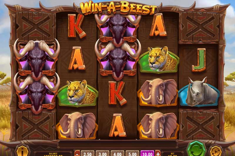 Win A Beest - New Slot Release From Play'n Go