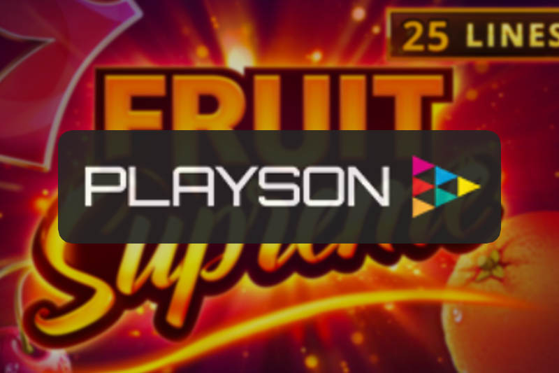 Playson Delighted To Partner With EGT Digital