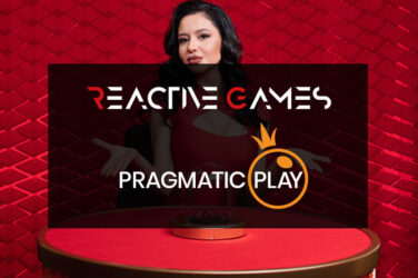Reactive Games Adds Pragmatic Play's Live Casino Product