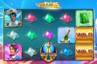 Ticket To The Stars - Slot Of The Week 9th July 2020