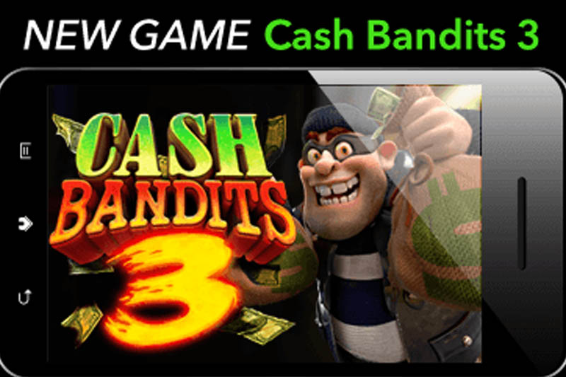 Claim 35 Free Spins On Cash Bandits 3 - No Deposit Required