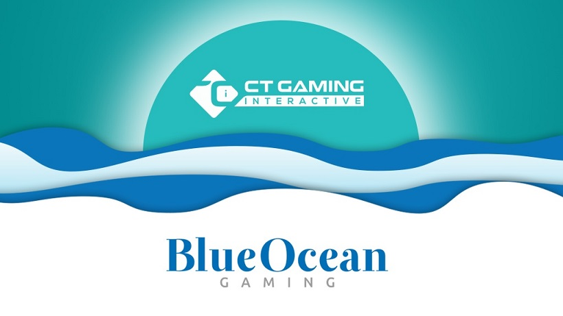 CT Gaming Interactive Signed A Content Deal With BlueOcean Gaming