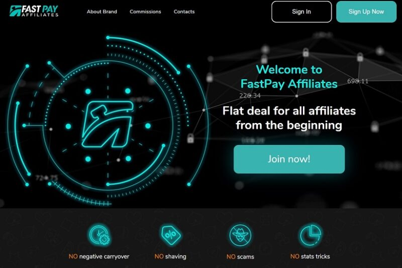 Fastpay Casino Affiliate Program