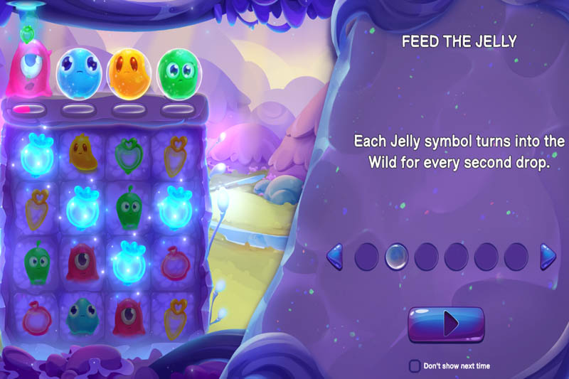 Jelly Boom Slot Features