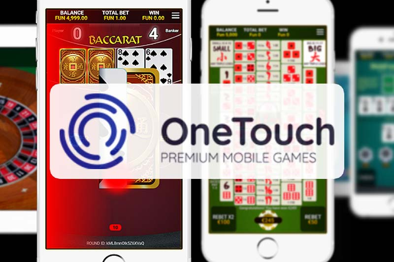Mobile Casino Game Provider OneTouch Links-Up With Bitcasino