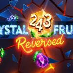 243 Crystal Fruits Reversed – Tom Horn Gaming's Latest 243 Win Lines Slot