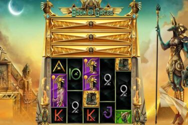 Book Of Gates - New Expanding Reels Slot With 10 Free Spins From BF Games