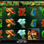 Dark Woods – New Cascading Slot Release By CT Gaming