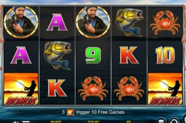 Extreme Fishing - Lightning Box's New Fishing Themed Online Slot Release