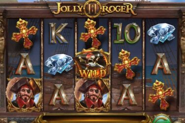 Jolly Roger 2 - Play'n Go's Latest Pirate Online Slot Release