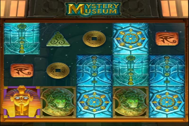 Mystery Museum - Push Gaming's Newest Slot Wide-Release