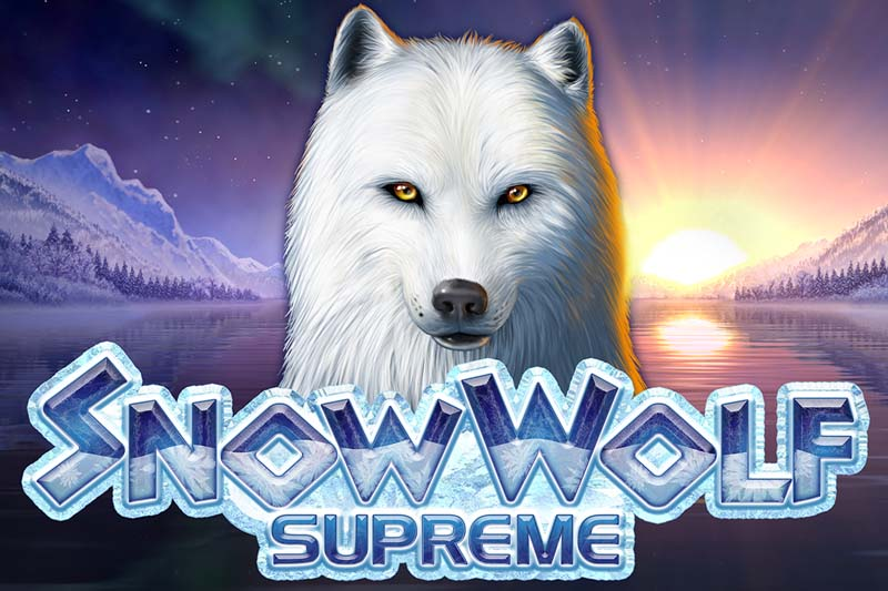 Snow Wolf Supreme - Merkur Gaming's Newest 40 Line Slot