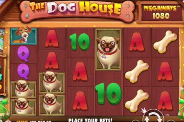 The Dog House Megaways - New Pragmatic Play Slot Release