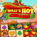 Willy's Hot Chillies – New Mexican Slot Release From NetEnt