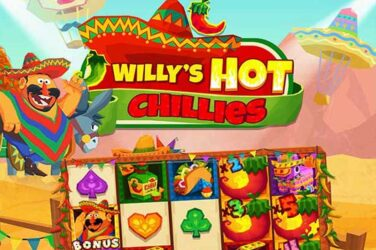 Willy's Hot Chillies - New Mexican Slot Release From NetEnt