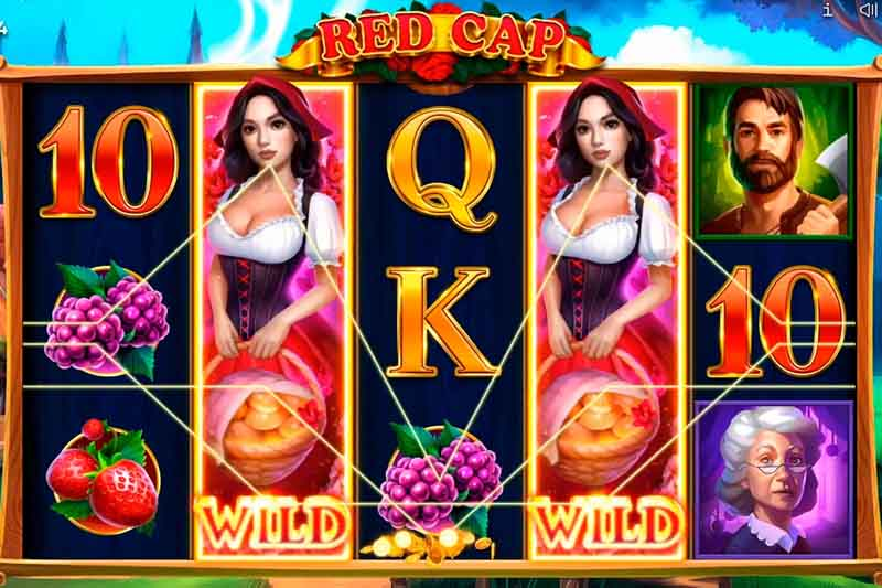 Red Cap Slot